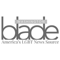 WashingtonBlade Logo