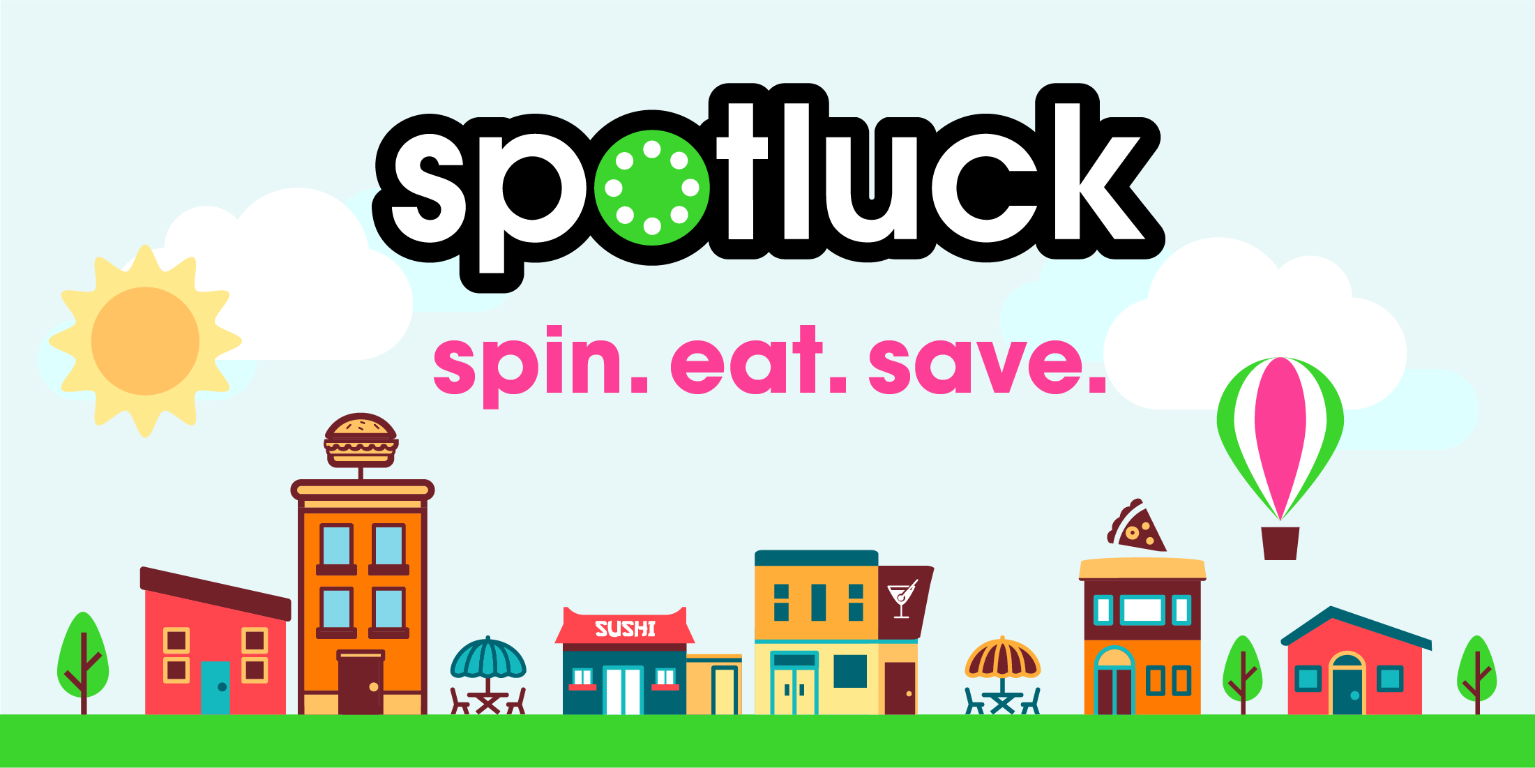 Restaurant Discounts With A Spin | Spotluck